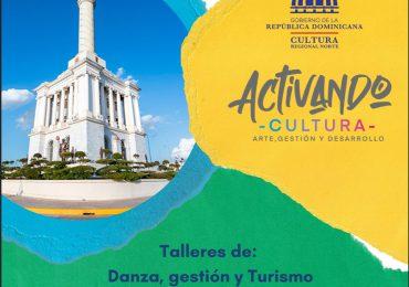 El proyecto Activando Cultura llega a la Ciudad Corazón, Santiago de los Caballeros