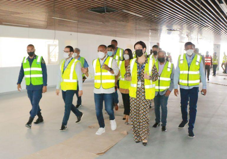 Departamento Aeroportuario realiza jornada de inspección en aeropuertos del país