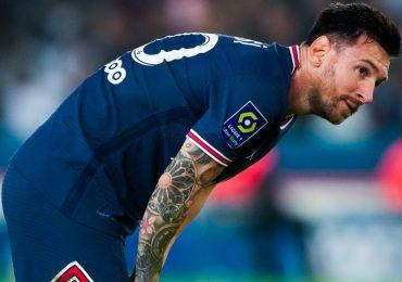 Messi será baja por lesión en partido del miércoles en Metz