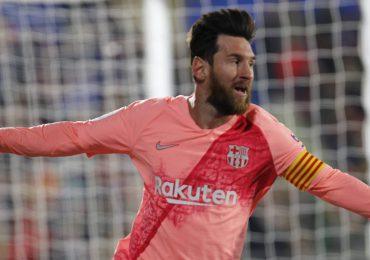 Messi iguala récord de Pelé como máximo goleador de una selección sudamericana
