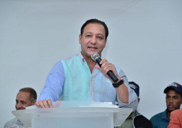 Abel Martínez se reunirá con dirigentes municipales y provinciales de Dajabón este domingo