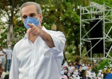 Agenda presidencial |  Abinader recorrerá puntos de Santo Domingo y San Cristóbal el fin de semana