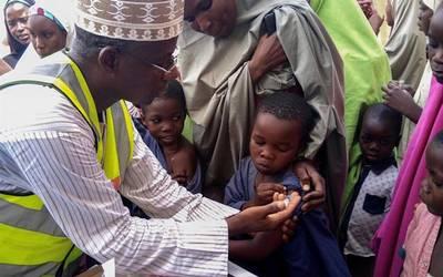 Al menos 129 muertos por brote de meningitis en RDC
