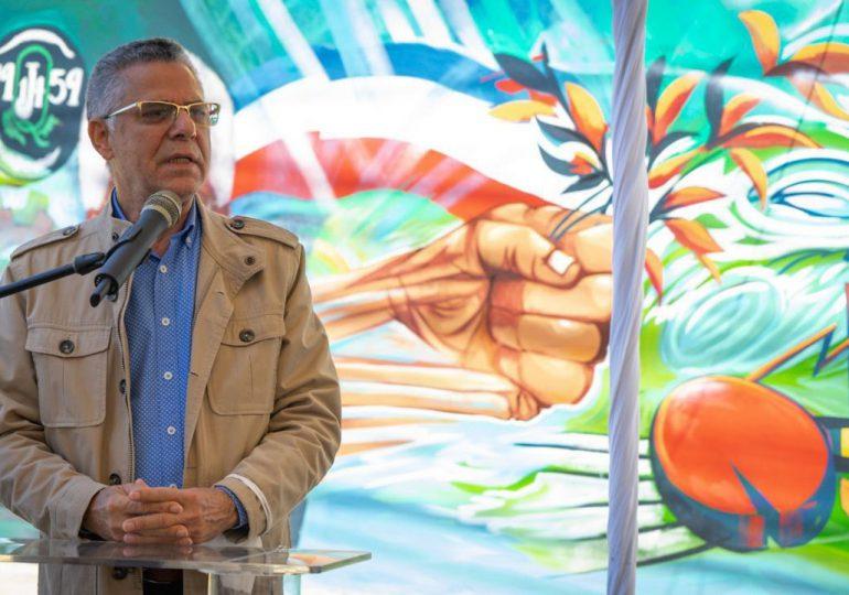 Alcalde Manuel Jiménez asegura Ley de Mecenazgo generará una revolución cultura