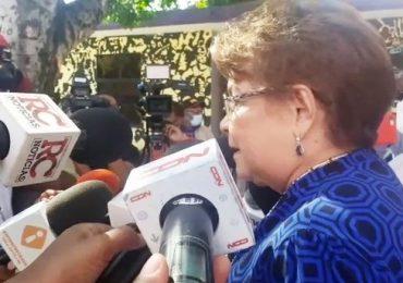 Partidos y electores deben cuidarse de postular y votar por personas señaladas en actividades delictivas, advierte Alejandrina Germán