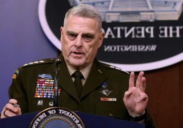 Alto general de EEUU dice que Trump nunca tuvo intención de atacar a China