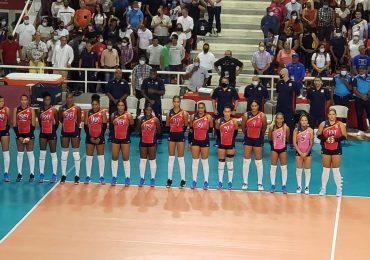 Las Reinas del Caribe ganan oro de manera invicta en Copa Panamericana de Voleibol