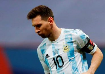 Messi es titular con Argentina contra Venezuela