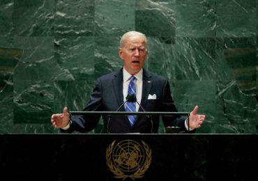 """Biden dice en la ONU que no quiere una """"Guerra Fría"""" con China"""