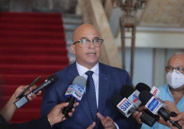 VIDEO | Abinader participará en Diálogo Nacional; llevará propuestas concretas, informó Homero Figueroa