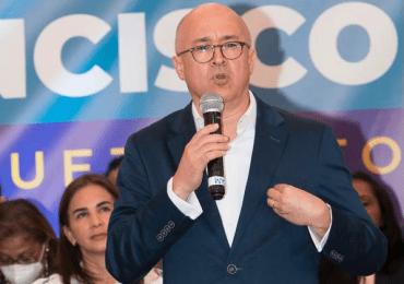"""Francisco Domínguez Brito: """"La seguridad de las familias dominicanas será nuestra prioridad, estén donde estén"""""""