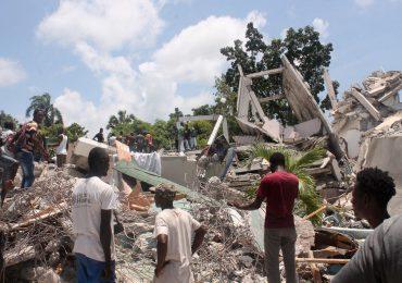OPS dice que inseguridad en Haití impide ayuda humanitaria tras sismo