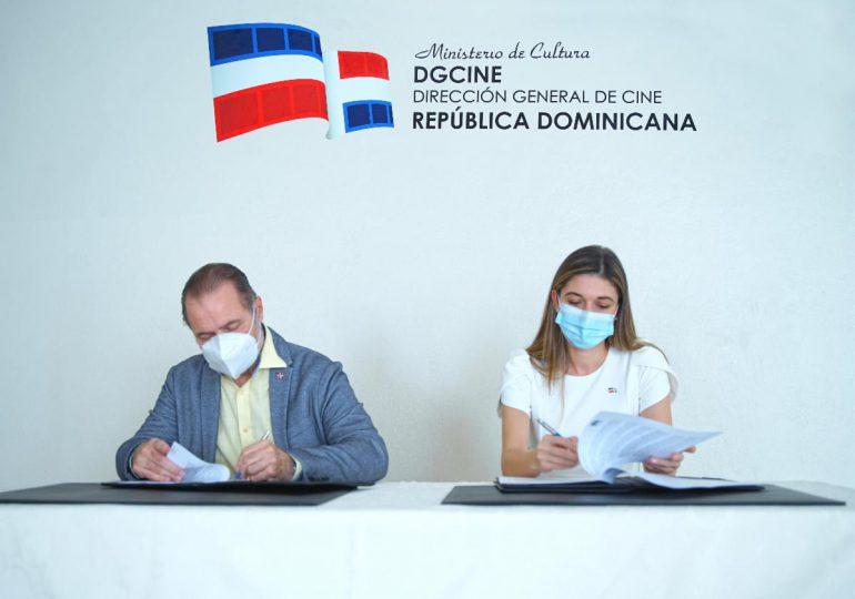 La DGCINE y DGBA firman convenio para preparar actores y músicos en el ámbito cultural