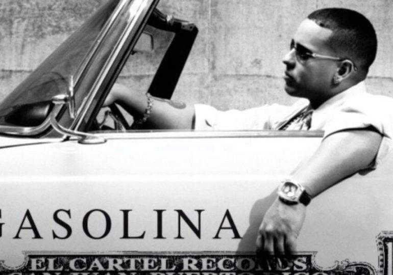 «Gasolina» de Daddy Yankee entre los 500 mejores temas en la historia