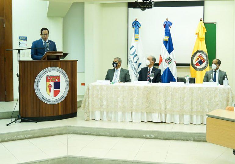 DGAPP y PUCMM ofrecerán el primer diplomado especializado en APP