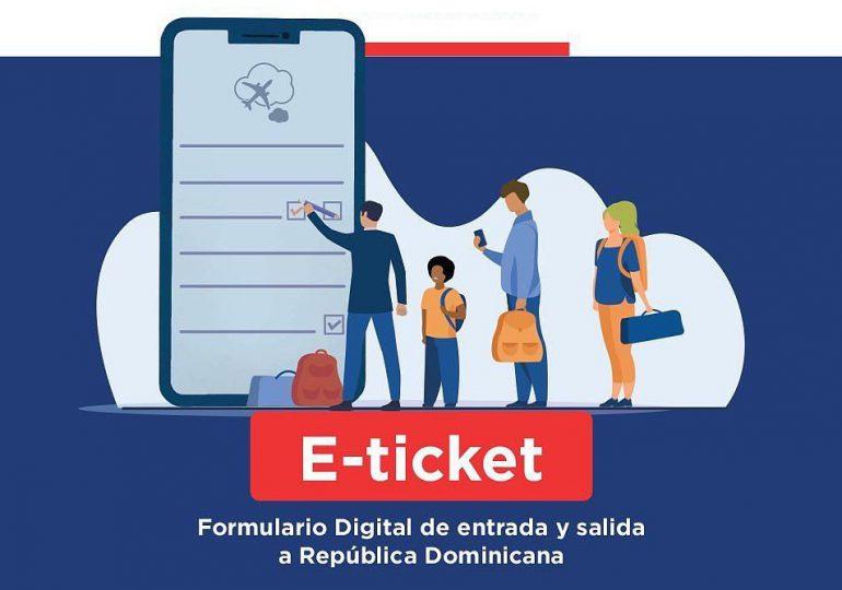 VIDEO | Inicia implementación e-ticket, Formulario Digital de Entrada y Salida en todos los aeropuertos del país
