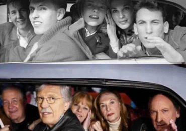 Cincuenta años después, unos amigos se juntan para recrear foto de su juventud