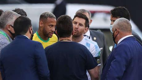 """FIFA lamenta la suspensión del Brasil-Argentina y tomará una """"decisión"""""""
