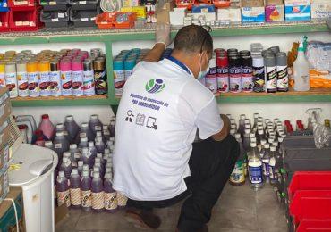 """Pro Consumidor continúa las incautaciones de """"ácido del diablo"""" en SPM y el Gran Santo Domingo"""