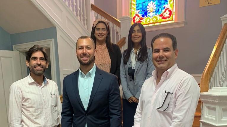 Empresas dominicanas participan en exhibición de productos exportable en Washington