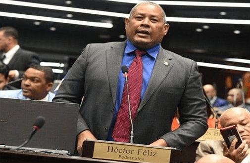 """VIDEO   Diputado Héctor Féliz """"Pirrín"""" dice se pondrá a disposición de la justicia"""