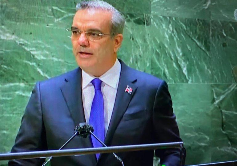 Texto íntegro discurso del presidente Luis Abinader ante la Asamblea General de la ONU