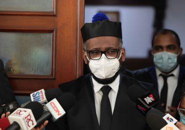 Wilson Camacho dice Ministerio Público avanza en  procesos que lleva contra la corrupción en caso Pulpo