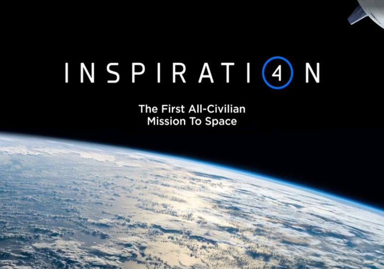 VIDEO | Inspiration4: Space X llevará a cuatro civiles al espacio en un viaje de tres días