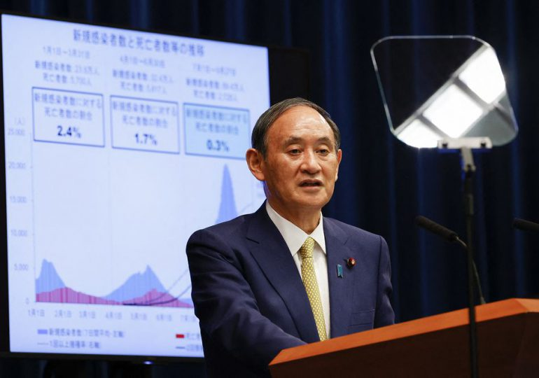 Japón anuncia fin del estado de emergencia por la pandemia