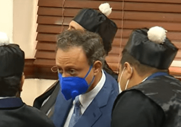 VIDEO | Corte rechaza recurso de apelación, Jean Alain y Forteza Ibarra seguirán en prisión