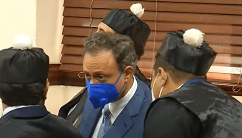 VIDEO   Corte rechaza recurso de apelación, Jean Alain y Forteza Ibarra seguirán en prisión