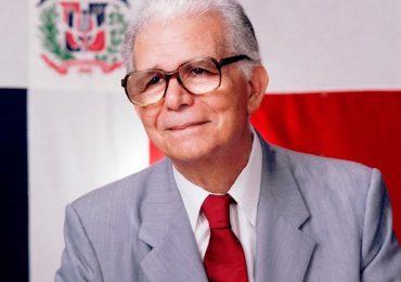 Un día como hoy nace el siete veces presidente de la República, Joaquín Balaguer