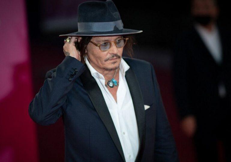 """Johnny Depp presenta en Deauville """"City of Lies"""", la película que estuvo """"secuestrada"""""""