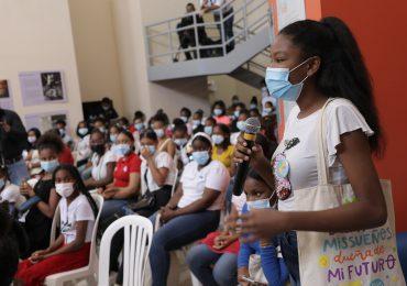 Primer programa de protección social avanza en la prevención de las uniones tempranas en el país