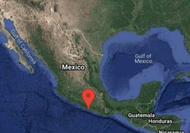 Video | Sismo de magnitud 6,9 sacude centro de México