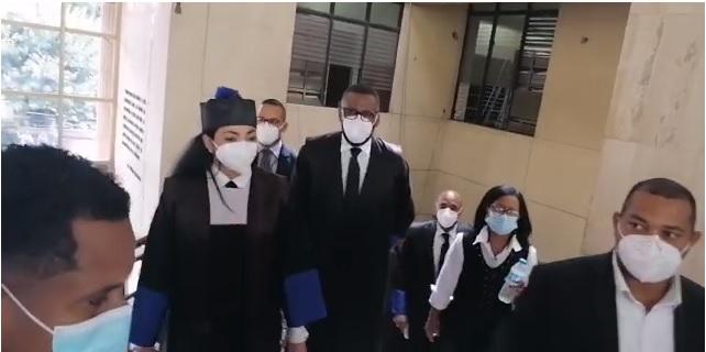 VIDEO | Conocen medida de coerción a 23 imputados en Operación Falcón; MP pide 18 meses de prisión preventiva