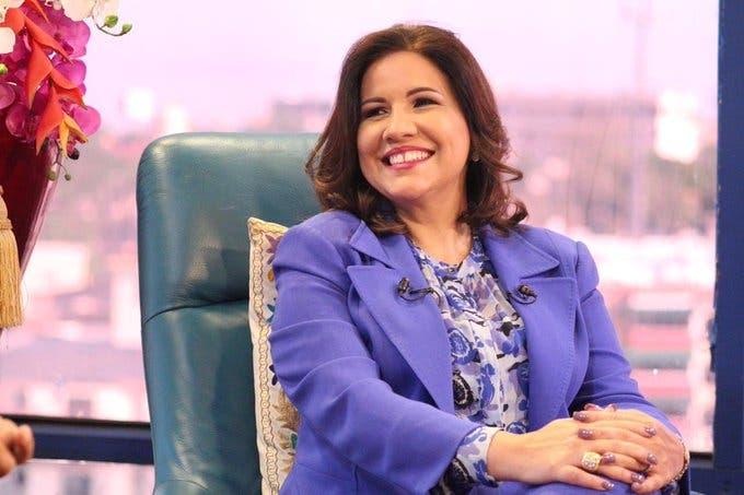 Margarita Cedeño, la mujer  más preparada para dirigir los destinos del país, según encuesta