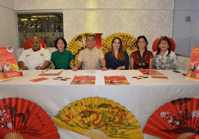 Fundación Jade Pro Comunidad China celebrará 3era. edición del Festival de Medio otoño y el 72 aniversario del país asiático