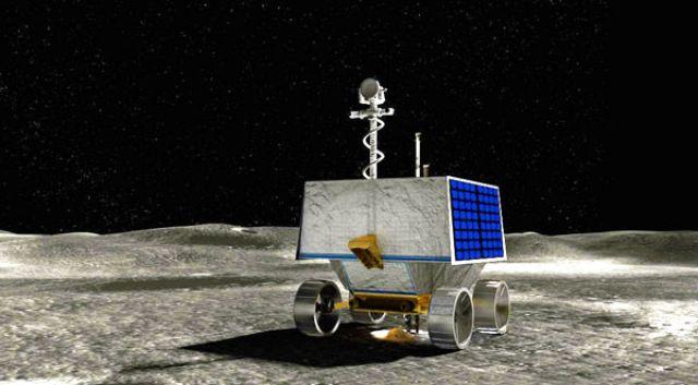NASA reveló el lugar exacto en el que alunizará VIPER, el rover que buscará agua en la Luna