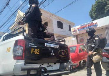 Operación Falcón señala a Erick Mosquea y Juan José de la Cruz como cabecillas de red