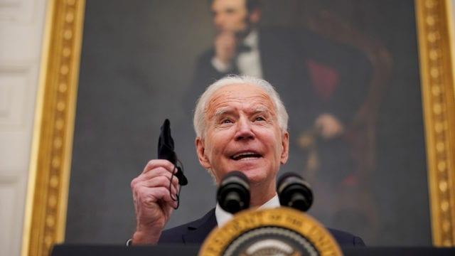 Proyectos sociales y de infraestructura de Biden enfrentan semana clave en Congreso