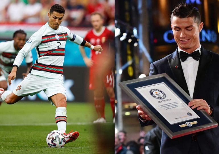 Cristiano Ronaldo rompe récord icónico de más goles marcados en partidos internacionales