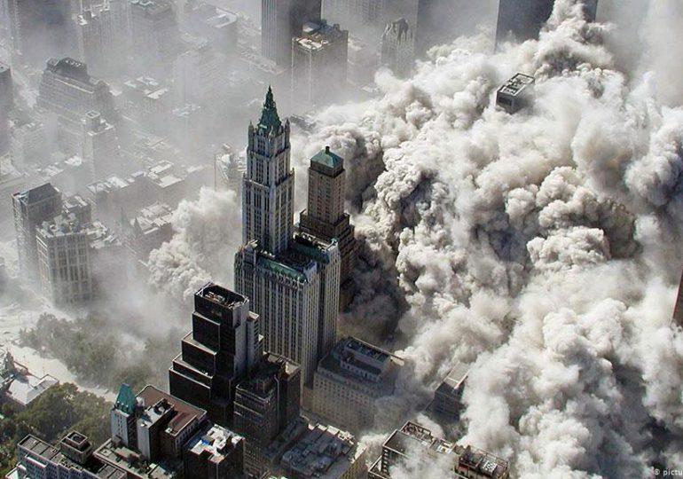 Veinte años después, la pandemia impulsa teorías de la conspiración sobre el 11 de septiembre