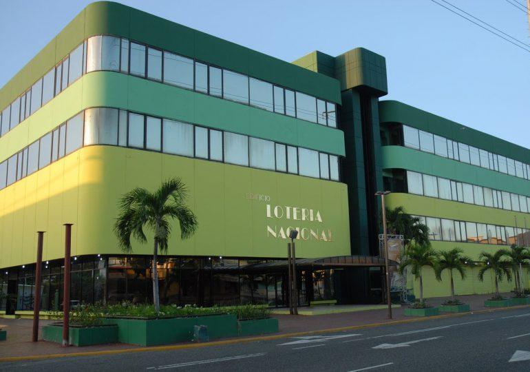 Lotería Nacional envía al Ministerio de Hacienda pagos pendientes a proveedores