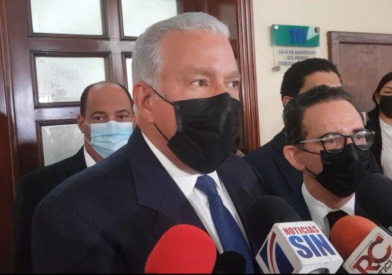 Caso Odebrecht    Abogados piden al Tribunal descargar a Andrés Bautista