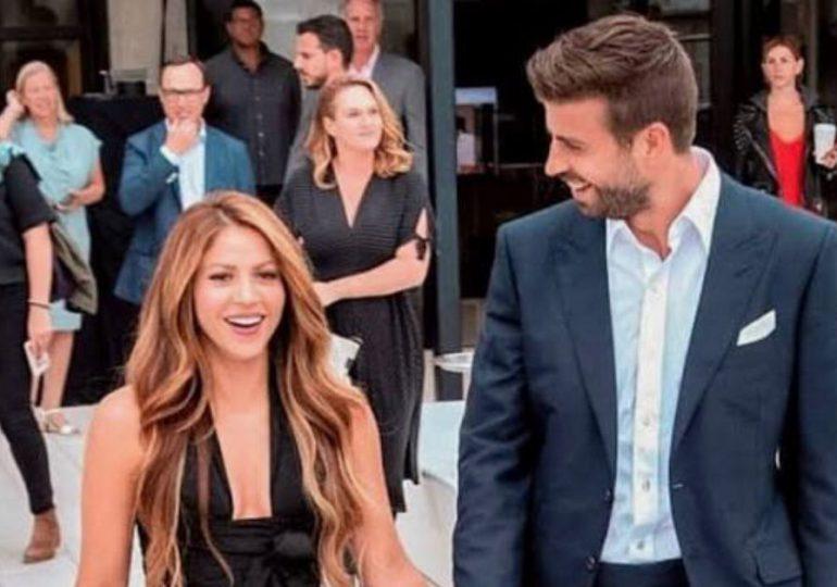Shakira y Gerard Piqué beneficiados por la partida de Messi del Barcelona
