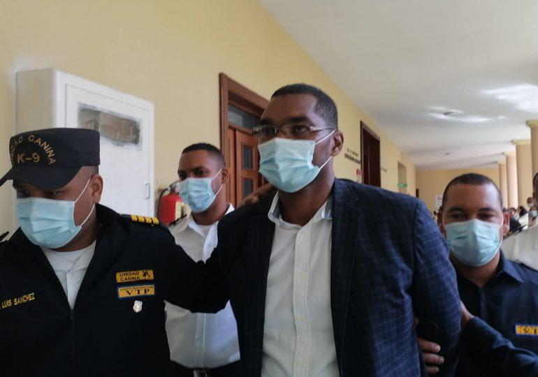 VIDEO | Por segunda vez aplazan audiencia de conocimiento medida de coerción contra Juan Encarnación