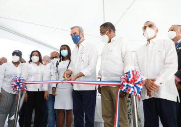 Luis Abinader inaugura comedor económico en Villa Liberación, SDE