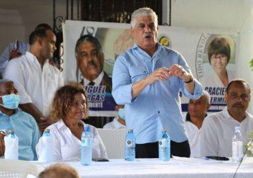 """Miguel Vargas: """"El PRD hará sentir su voz en el debate nacional"""""""