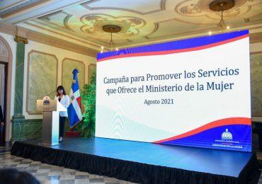 """Ministerio de la Mujer presentará campaña """"Vivir sin violencia, es posible"""" en 31 provincias del país"""